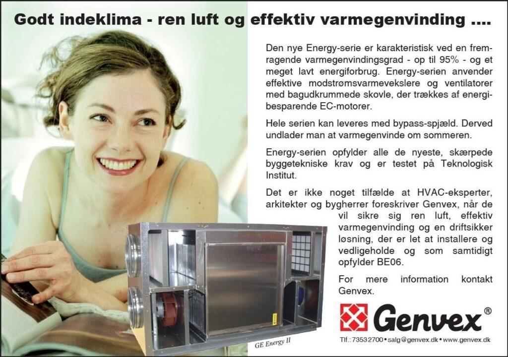 GENVEX ENERGY